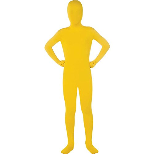 Child's Yellow Second Skin Suit