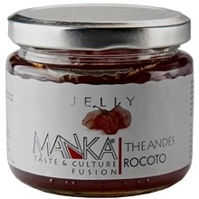 Manka Chilean Andes Rocoto Jelly 88 Oz by Manka