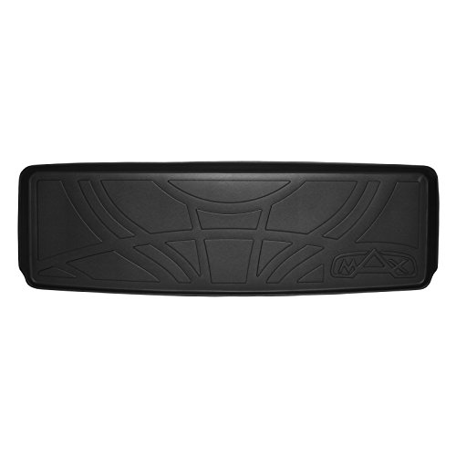 MAXTRAY Cargo Liner for Tahoe / Yukon / Escalade Cargo Liner Behind Third Row Seat (2015-2016) (Black) (Tahoe Third Row Seat compare prices)