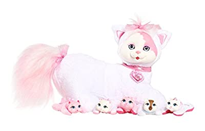 Kitty Surprise Plush Snow from Just Play