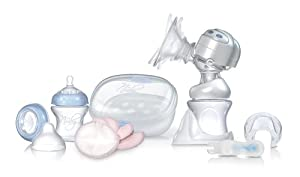 Nuby Electric Flex Breast Pump