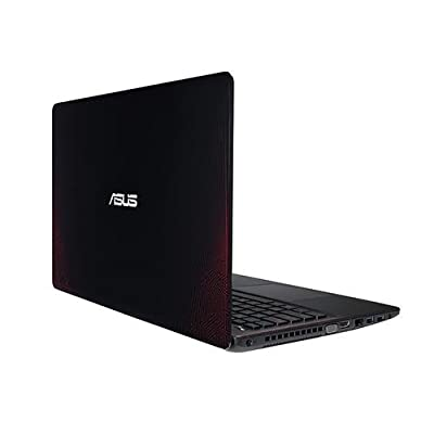 Asus R510JX-DM230T 15.6-inch Laptop (Core i7 4720HQ/8GB/1TB/Windows 10/2GB Nvidia GeForce GTX 950M Graphics),...