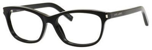 Yves Saint Laurent Yves Saint Laurent Sl 12 Eyeglasses-0807 Black-52mm