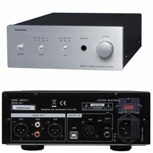 Music Hall 25.3 digital to analog converter - Silver