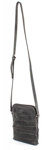 JOOP-Daphne-Croco-Soft-Shoulder-Bag-Dark-Grey