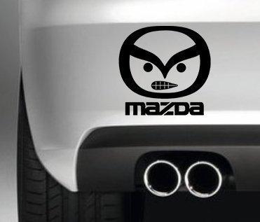 mazda-car-bumper-sticker-funny-bumper-sticker-car-van-4x4-window-paintwork-decal-graphic