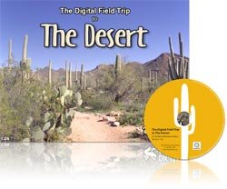 The Digital Field Trip to the Desert - Single Educational License