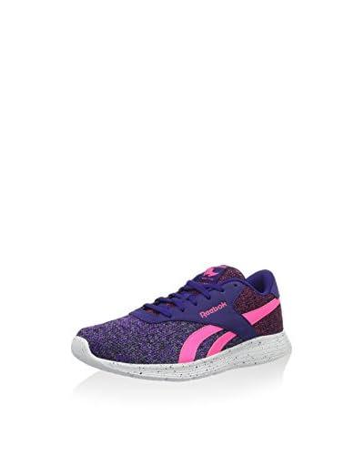 Reebok Sneaker Royal Ec  [Pervinca/Rosa/Bordeaux]