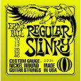 Ernie Ball 2221 Regular Slinky 10 - 46 electric guitar strings (2 PACKS)