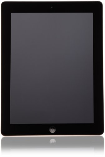 The new iPad, Wi-Fi + 4G LTE, 64GB, Black (Verizon)