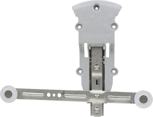 Whirlpool WPW10153530 Adjuster Rack (Maytag Upper Rack Wheel compare prices)