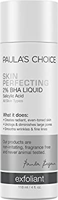 Paula's Choice Skin Perfecting 2% BHA Liquid Salicylic Acid Exfoliant for Blackheads and Enlarged Pores