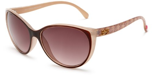 Betsey Johnson Womens BJ267 Cat Eye Sunglasses