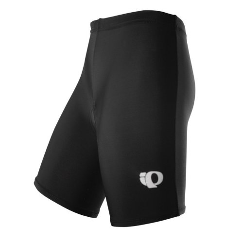 Pearl iZUMi Jr. Quest Cycling Short,Black,X-Large