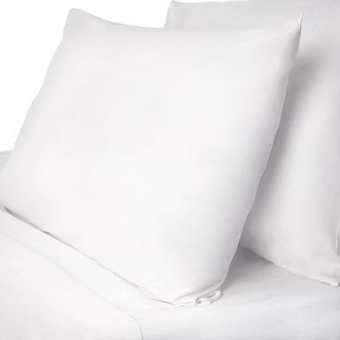 """300 Thread Count 100% Egyptian Cotton Solid White Full Xl 16"""" Deep Pocket Sheet Set front-1006508"""