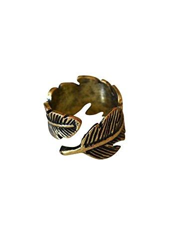 happiness-boutique-damas-anillo-pluma-vintage-en-oro-anillo-de-apilamiento-minimalista-libre-de-niqu