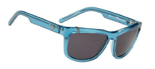 Spy Murena Sunglasses Clear Green/Grey, One Size