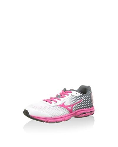 Mizuno Running Shoes Wave Rider 18 Jnr