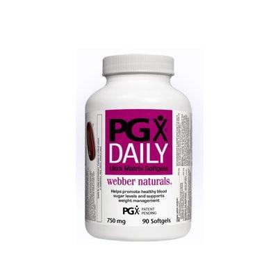 Webber Naturals Pgx Daily 90 Softgels