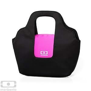 MB Iso noir/fushia - Le sac isotherme