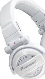 Pioneer BASS HEAD! 密閉型ダイナミックステレオヘッドホン ホワイト SE-MJ551-W