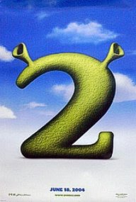 Amazon.com: Shrek 2 - Advance - 27x40 Original Movie ...