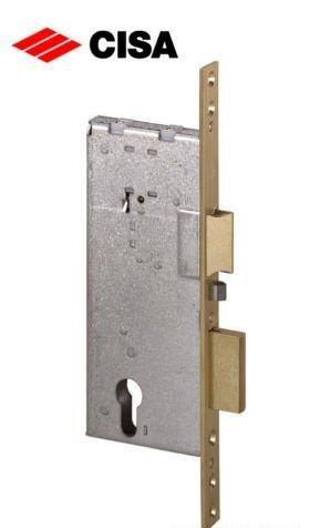 Cisa 11540-50 Serratura Elettrica per Cancello 12011, Entrata 50 mm