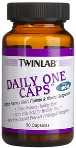 Multivitamin With 100 Daily Value