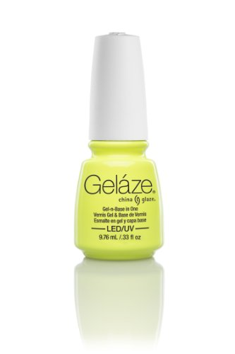 China Glaze Gelaze Vernis Semi-Permanent Celtic Sun 9.76 ml