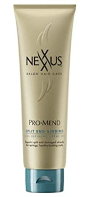 NEXXUS ProMend Split End Binding Curl Defining Crème Gel, 5.5 Fluid Ounce