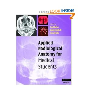 Applied Radiological Anatomy for Medical Students PDF