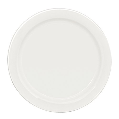 Hudson marco placa 162 (Ø) mm/16,21 cm. Blanco. Paquete de: 12