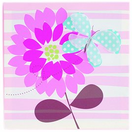 Summer Infant 2 Count Wall Art, Petals (Discontinued by Manufacturer) - 1