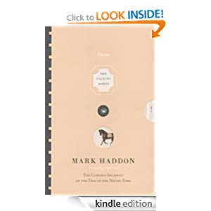 The Talking Horse and the Sad Girl and the Village Under the Sea - Mark Haddon