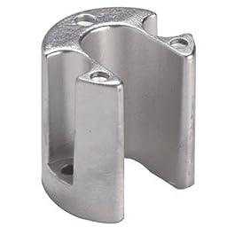 Tecnoseal Trim Cylinder Anode - Magnesium - Bravo