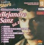 echange, troc Karaoke - Latin Stars Karaoke: Alejandro Sanz, Vol. 2