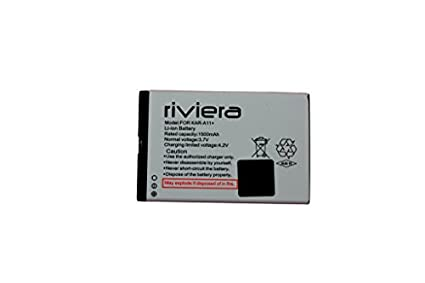 Riviera 1500mAh Battery (For Karbonn A11+)