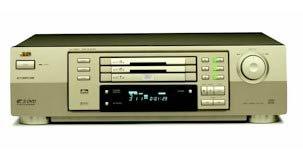 Jvc Xv-M567Gd 3-Disc Triple Tray Dvd Player , Gold