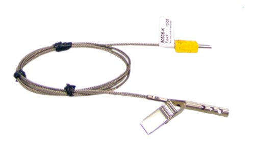 Cooper-Atkins 50306-K Type K Air Oven/Freezer Thermocouple Probe with Clip, -100 to +600 degrees F Temperature Range (Cooper Atkins Oven compare prices)