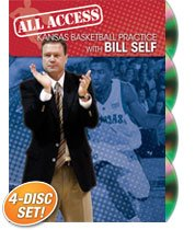 Bill Self: All Access Kansas Basketball Practice (DVD) by Championship Productions