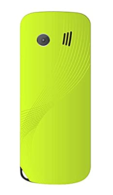 Melbon DUDE-22 Dual Sim Mobile Phone with 0.3MP Camera and 1.8-inch Screen (Green)