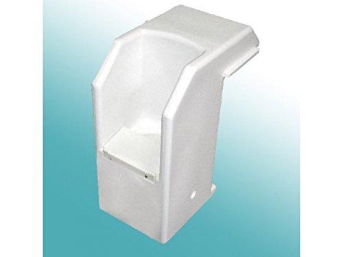 Water clip-Block Skimmer Pvc, ohne Beleuchtung, Water-clip (ex Cristaline)