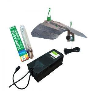 600w Lumii Compacta Ballast, Maxii Reflector & 600w HPS Lamp
