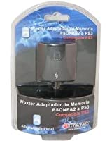 Memory Card adaptor from PS1 & PS2 to PS3
