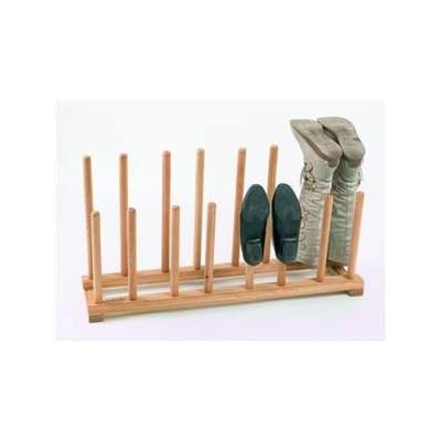 Ingarden Oak Bootrack - 8 Pair Bootrack