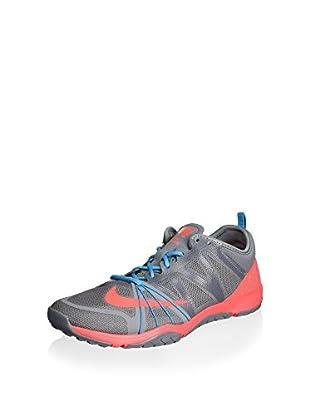 Nike Zapatillas Free Cross Complete (Gris / Rojo / Azul)