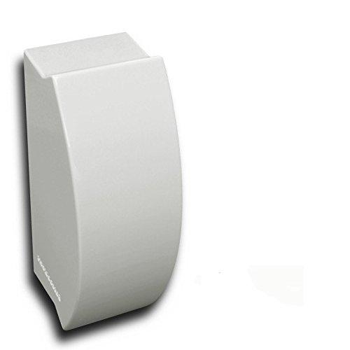 Baseboarders® ELLIPTUS Baseboard Heater Endcap - Left (Semi Radiator Cover compare prices)