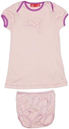 Puma Infants Girls Dress and Knickers Set (18 - 24 Months, Potpourri)