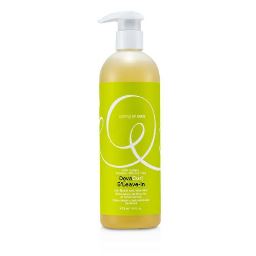 Deva - Devacurl Bleave-In Curl Boost &Amp; Volumizer 473Ml/16Oz - Soins Des Cheveux