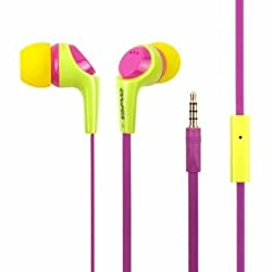 Awei Q6i 3.5mm In-ear Studio Bass Earphone With Mic For Cellphone
